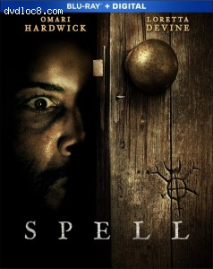 Cover Image for 'Spell [Blu-ray + Digital]'