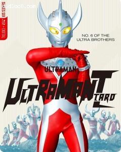 Cover Image for 'Ultraman Taro: The Complete Series (SteelBook) [Blu-ray + Digital]'