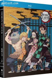 Demon Slayer: Kimetsu No Yaiba - Part 2 [Blu-ray]