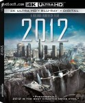 Cover Image for '2012 [4K Ultra HD + Blu-ray + Digital]'