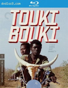 Touki Bouki (Criterion Collection) [Blu-ray] Cover