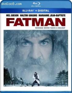 Cover Image for 'Fatman [Blu-ray + Digital]'