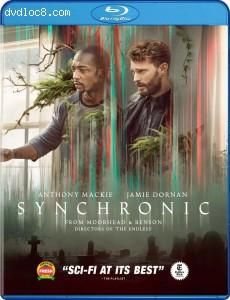 Cover Image for 'Synchronic'
