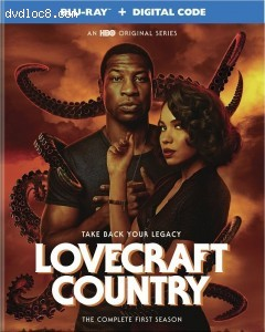 Cover Image for 'Lovecraft Country: The Complete First Season'