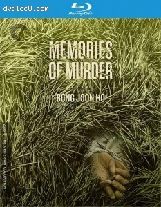 Cover Image for 'Memories of Murder (Criterion)'