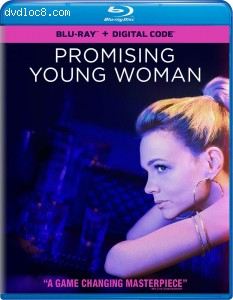 Cover Image for 'Promising Young Woman [Blu-ray + Digital]'