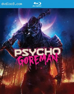 Cover Image for 'Psycho Goreman'