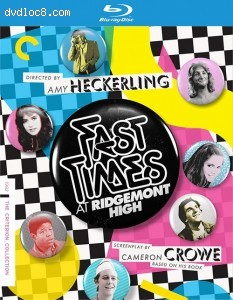 Cover Image for 'Fast Times at Ridgemont High (The Criterion Collection)'