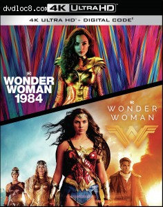 Cover Image for 'Wonder Woman 2-Film Collection [4K Ultra HD + Digital]'