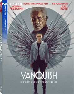 Cover Image for 'Vanquish [Blu-ray + Digital]'
