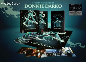 Cover Image for 'Donnie Darko (Remastered Limited Edition) [4K Ultra HD]'