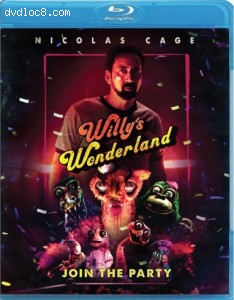 Cover Image for 'Willy's Wonderland'