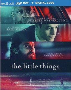 Cover Image for 'Little Things, The [Blu-ray + Digital]'