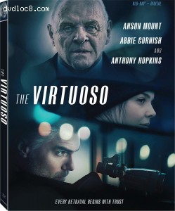 Cover Image for 'Virtuoso, The [Blu-ray + Digital]'