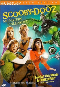 Scooby-Doo 2: Monsters Unleashed (Fullscreen) Cover