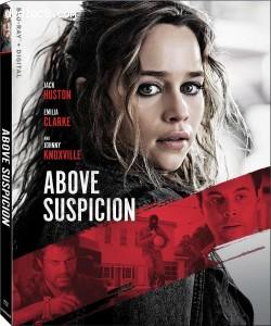 Cover Image for 'Above Suspicion [Blu-ray + Digital]'