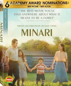 Cover Image for 'Minari [Blu-ray + Digital]'