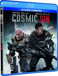 Cover Image for 'Cosmic Sin [Blu-ray + Digital]'