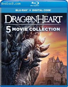Cover Image for 'Dragonheart: 5-Movie Collection'