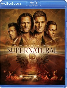 Cover Image for 'Supernatural: The Fifteenth and Final Season'