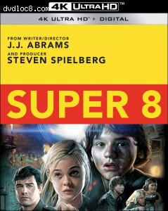 Cover Image for 'Super 8 [4K Ultra HD + Digital]'