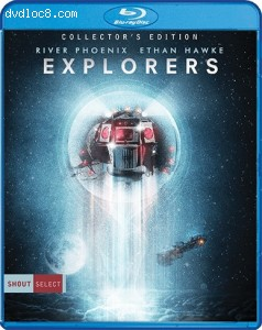 Cover Image for 'Explorers (Collector's Edition)'