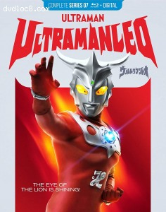 Cover Image for 'Ultraman Leo: The Complete Series [Blu-ray + Digital]'