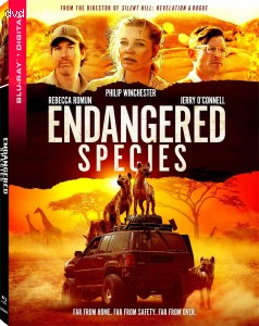 Cover Image for 'Endangered Species [Blu-ray + Digital]'