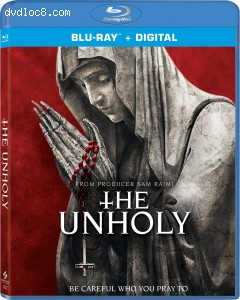 Cover Image for 'Unholy, The [Blu-ray + Digital]'