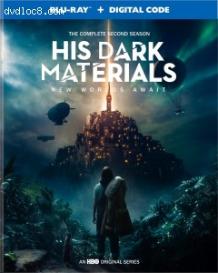 Cover Image for 'His Dark Materials: The Complete Second Season [Blu-ray + Digital]'
