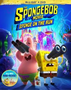 Cover Image for 'SpongeBob Movie, The: Sponge on the Run [Blu-ray + DVD]'