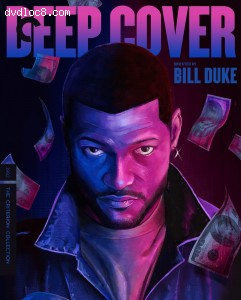 Cover Image for 'Deep Cover (Criterion Collection)'
