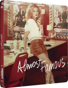 Cover Image for 'Almost Famous (SteelBook) [4K Ultra HD + Digital]'