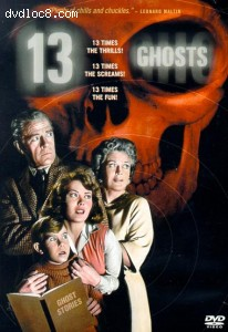 13 Ghosts Cover