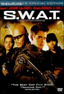 S.W.A.T. (Fullscreen) Cover