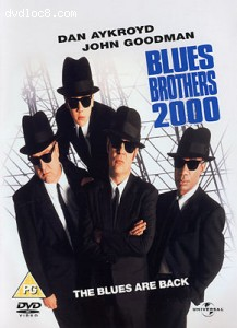 Blues Brothers 2000 Cover