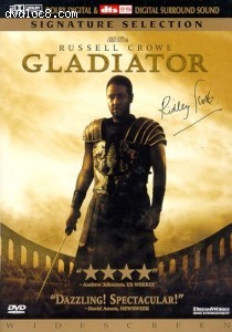 Gladiator (2-Disc Signature Selection) Cover