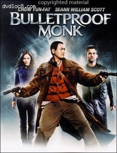 Bulletproof Monk Cover