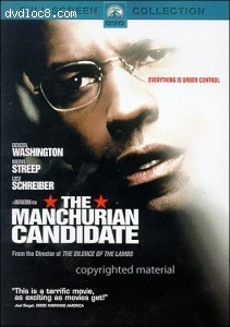 Manchurian Candidate, The (Fullscreen)