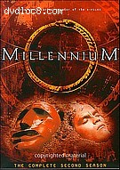 Millennium: The Complete Second Season Cover