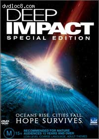 Deep Impact: Special Edition Cover