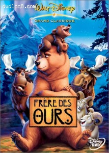 Frère des ours (Brother Bear) (Collector edition) Cover