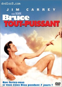 Bruce tout-puissant (Bruce Almighty) Cover
