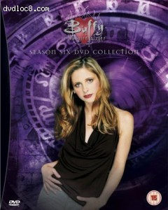 Buffy The Vampire Slayer: Complete Season 6