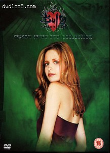 Buffy The Vampire Slayer: Complete Season 7