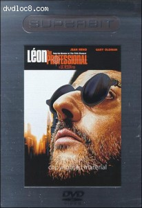 Léon: The Professional (Superbit) Cover
