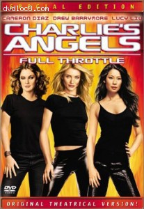 Charlie's Angels: Full Throttle (Full Screen) Cover