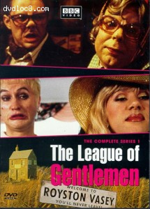 League of Gentlemen, The - The Complete Series 1