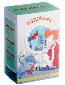 Futurama Season 1 (German Edition)