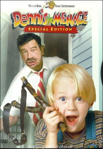 Dennis The Menace Cover